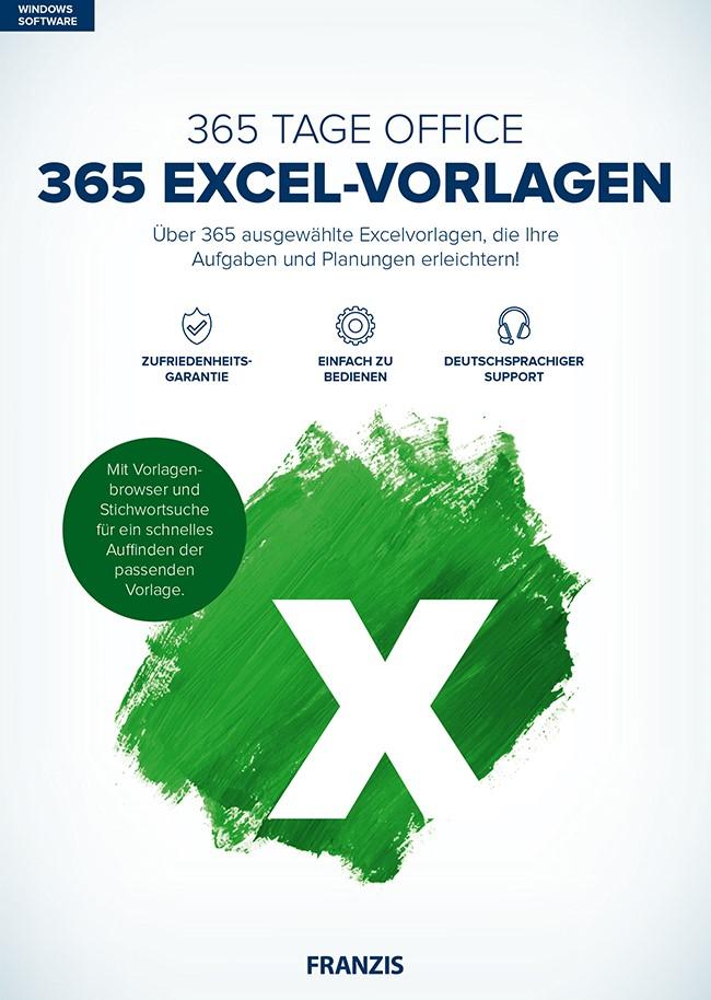 Abbildung von 365 Tage Office - Mit Excel-Vorlagen durchs Jahr | 2018