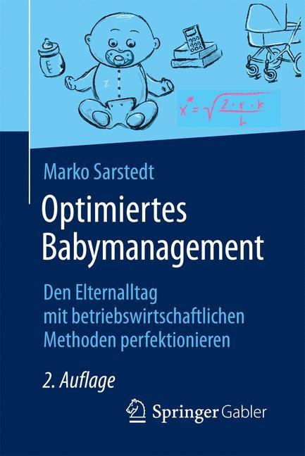Optimiertes Babymanagement | Sarstedt | 2., erweiterte Auflage, 2017 | Buch (Cover)