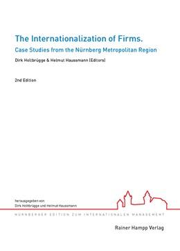 Abbildung von Holtbrügge / Haussmann | The Internationalization of Firms | 2017 | Case Studies from the Nürnberg... | 7
