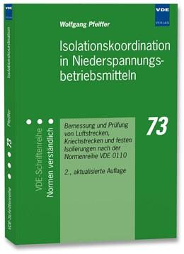 Abbildung von Pfeiffer | Isolationskoordination in Niederspannungsbetriebsmitteln | 2., aktualisierte Auflage | 2007 | Bemessung und Prüfung von Luft... | 73