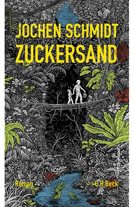 Cover: Jochen Schmidt, Zuckersand