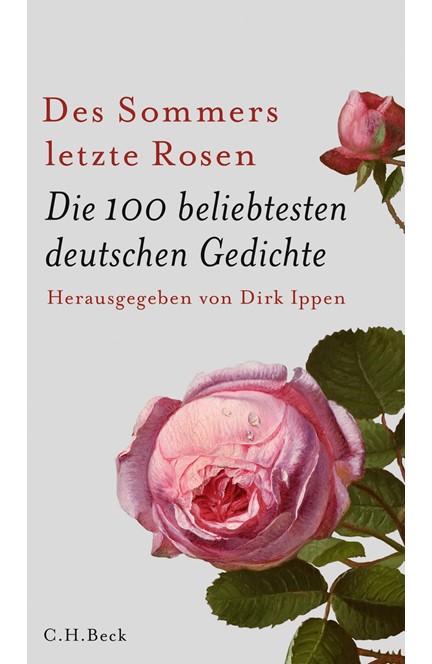 Cover: , Des Sommers letzte Rosen