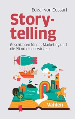Abbildung von Cossart | Storytelling | 1. Auflage | 2017 | beck-shop.de