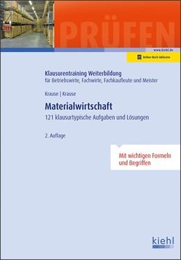Abbildung von Krause / Krause | Materialwirtschaft | 2. Auflage | 2017 | beck-shop.de