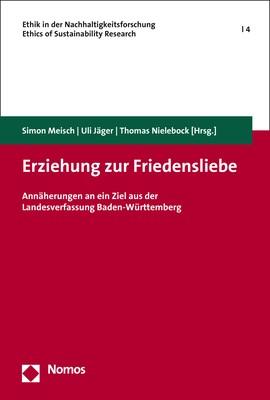 Abbildung von Meisch / Nielebock / Jäger | Erziehung zur Friedensliebe | 2018