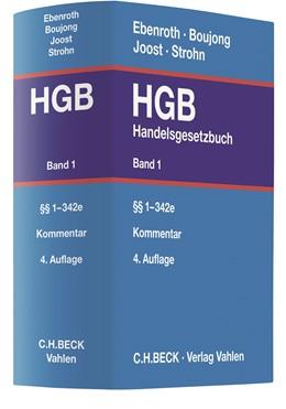 Abbildung von Ebenroth / Boujong / Joost / Strohn   Handelsgesetzbuch: HGB, Band 1: §§ 1-342e   4. Auflage   2020