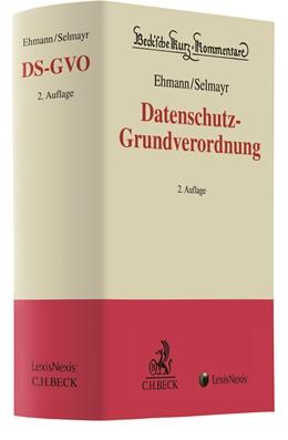 Abbildung von Ehmann / Selmayr | Datenschutz-Grundverordnung: DS-GVO | 2. Auflage | 2018
