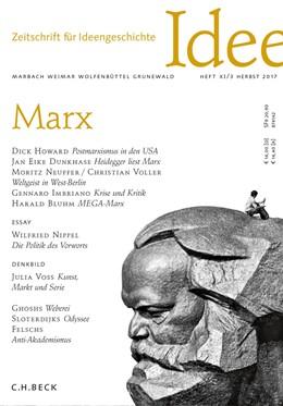 Abbildung von Asal / Breckman   Zeitschrift für Ideengeschichte Heft XI/3 Herbst 2017   1. Auflage   2017   beck-shop.de