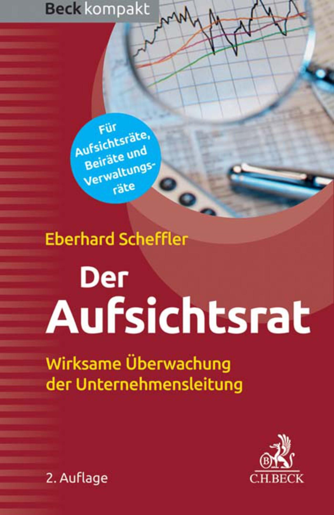Der Aufsichtsrat | Scheffler | 2. Auflage, 2017 | eBook (Cover)