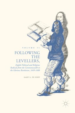 Abbildung von De Krey | Following the Levellers, Volume Two | 1. Auflage | 2018 | beck-shop.de