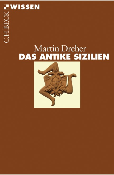 Cover: Martin Dreher, Das antike Sizilien