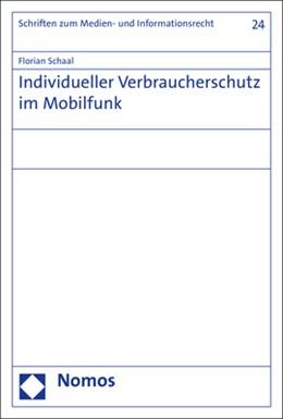 Abbildung von Schaal   Individueller Verbraucherschutz im Mobilfunk   2017   24