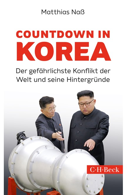 Cover: Matthias Naß, Countdown in Korea
