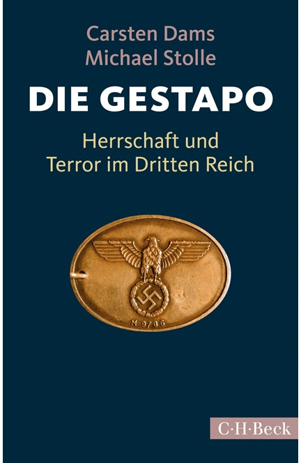 Cover: Carsten Dams|Michael Stolle, Die Gestapo