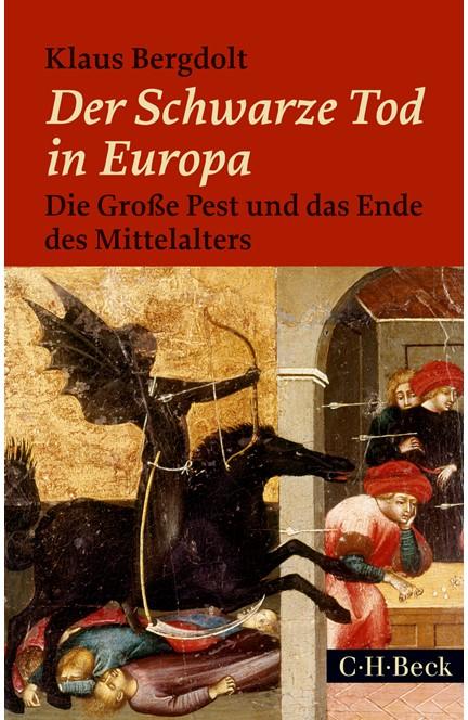Cover: Klaus Bergdolt, Der Schwarze Tod in Europa