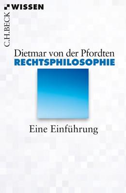 Abbildung von Pfordten   Rechtsphilosophie   2013   Eine Einführung   2801