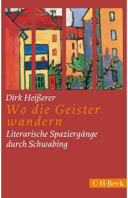 Cover: Dirk Heißerer, Wo die Geister wandern
