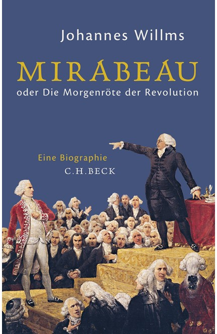 Cover: Johannes Willms, Mirabeau