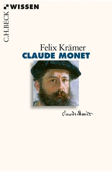 Cover: Felix Krämer, Claude Monet