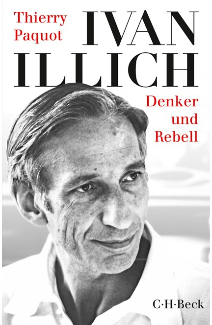 Cover: Thierry Paquot, Ivan Illich