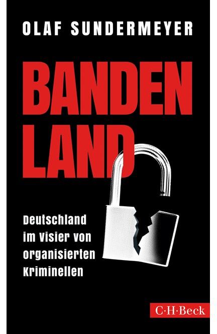 Cover: Olaf Sundermeyer, Bandenland