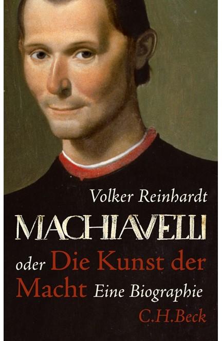 Cover: Volker Reinhardt, Machiavelli