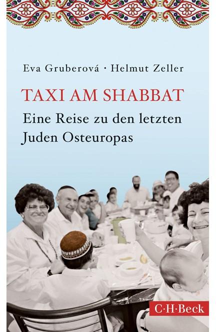 Cover: Eva Gruberová|Helmut Zeller, Taxi am Shabbat