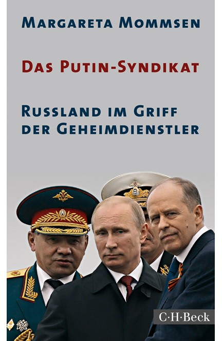 Cover: Margareta Mommsen, Das Putin-Syndikat