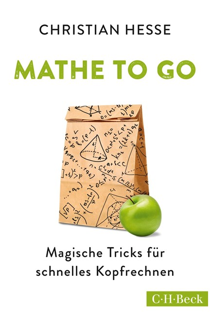 Cover: Christian Hesse, Mathe to go