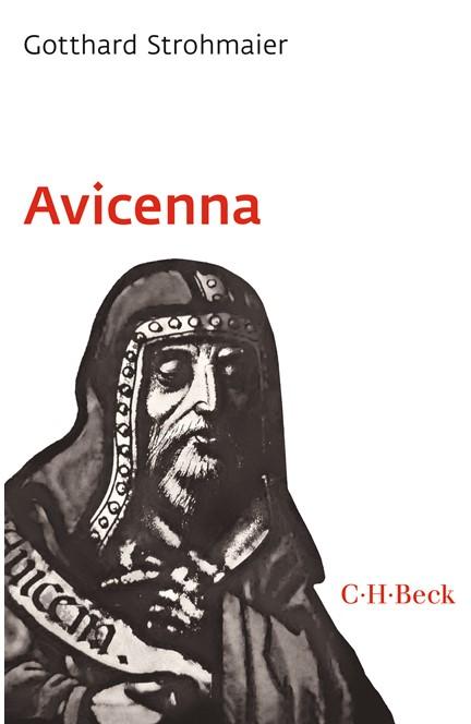 Cover: Gotthard Strohmaier, Avicenna