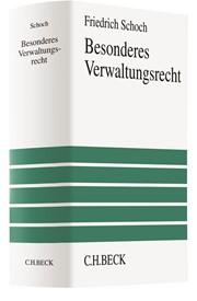 Besonderes Verwaltungsrecht | Schoch | Buch (Cover)