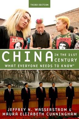 Abbildung von Wasserstrom / Cunningham | China in the 21st Century | 3. Auflage | 2018 | beck-shop.de