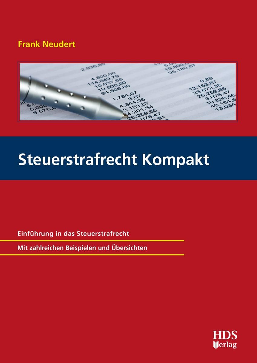 Steuerstrafrecht Kompakt | Neudert, 2017 | Buch (Cover)
