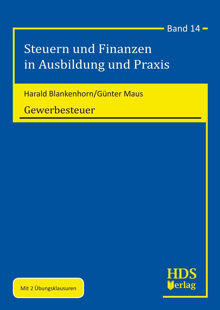 Gewerbesteuer | Maus / Blankenhorn, 2017 | Buch (Cover)