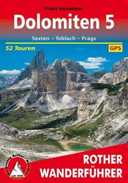 Abbildung von Hauleitner   Dolomiten 5   9. Auflage   2018   beck-shop.de