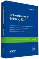 Einkommensteuer-Erklärung 2017 | Schalburg / Muser | 12. Auflage, 2017 | Buch (Cover)