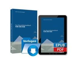 Abbildung von Schmidt | Das Baustellenhandbuch VOB und BGB | 2017 | Premium-Ausgabe: Buch im Tasch...