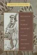 Abbildung von Novetzke | Religion and Public Memory | 2008