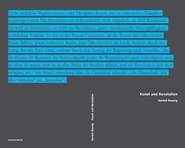 Abbildung von Raunig   Kunst und Revolution   1. Auflage   2017   beck-shop.de