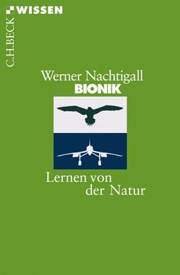 Abbildung von Nachtigall, Werner   Bionik   2008   Lernen von der Natur   2436