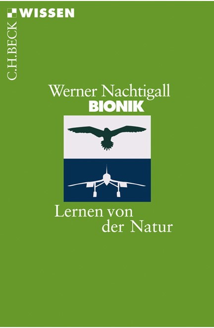 Cover: Werner Nachtigall, Bionik