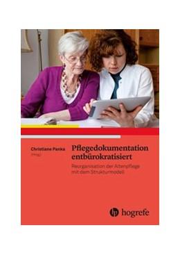 Abbildung von Panka   Pflegedokumentation entbürokratisiert   1. Auflage   2017   beck-shop.de