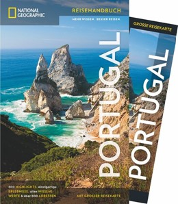 Abbildung von Dunlop / Soriano | National Geographic Reisehandbuch Portugal | 1. Auflage | 2018 | beck-shop.de