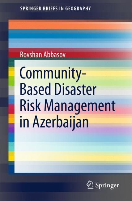 Abbildung von Abbasov | Community-based Disaster Risk Management in Azerbaijan | 2018