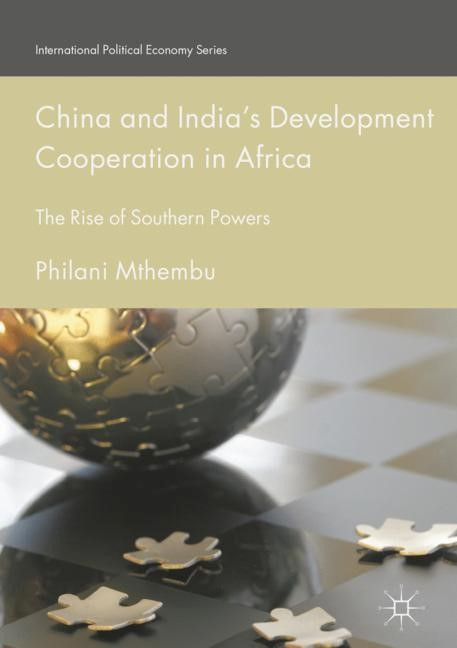 China and India's Development Cooperation in Africa | Mthembu, 2017 | Buch (Cover)