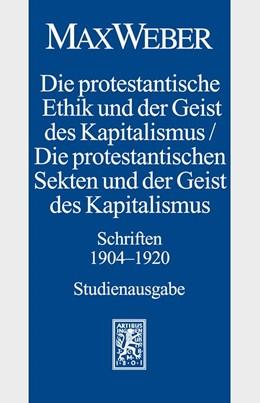 Abbildung von Weber / Schluchter | Max Weber-Studienausgabe | 1. Auflage | 2020 | beck-shop.de