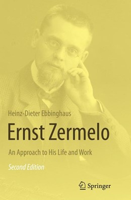 Abbildung von Ebbinghaus / Peckhaus | Ernst Zermelo | Softcover reprint of the original 2nd ed. 2015 | 2016 | An Approach to His Life and Wo...