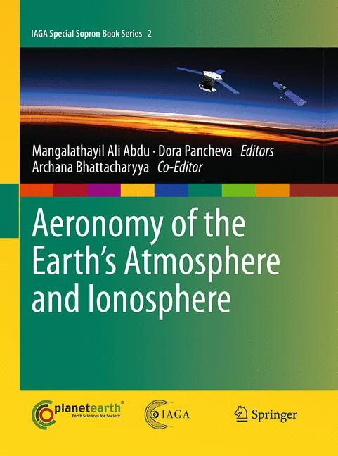 Aeronomy of the Earth's Atmosphere and Ionosphere | Abdu / Pancheva | Softcover reprint of the original 1st ed. 2011, 2016 | Buch (Cover)