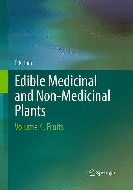 Edible Medicinal And Non-Medicinal Plants | Lim | Softcover reprint of the original 1st ed. 2012, 2016 | Buch (Cover)