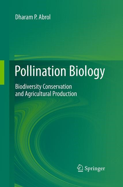 Pollination Biology | Abrol | Softcover reprint of the original 1st ed. 2012, 2016 | Buch (Cover)